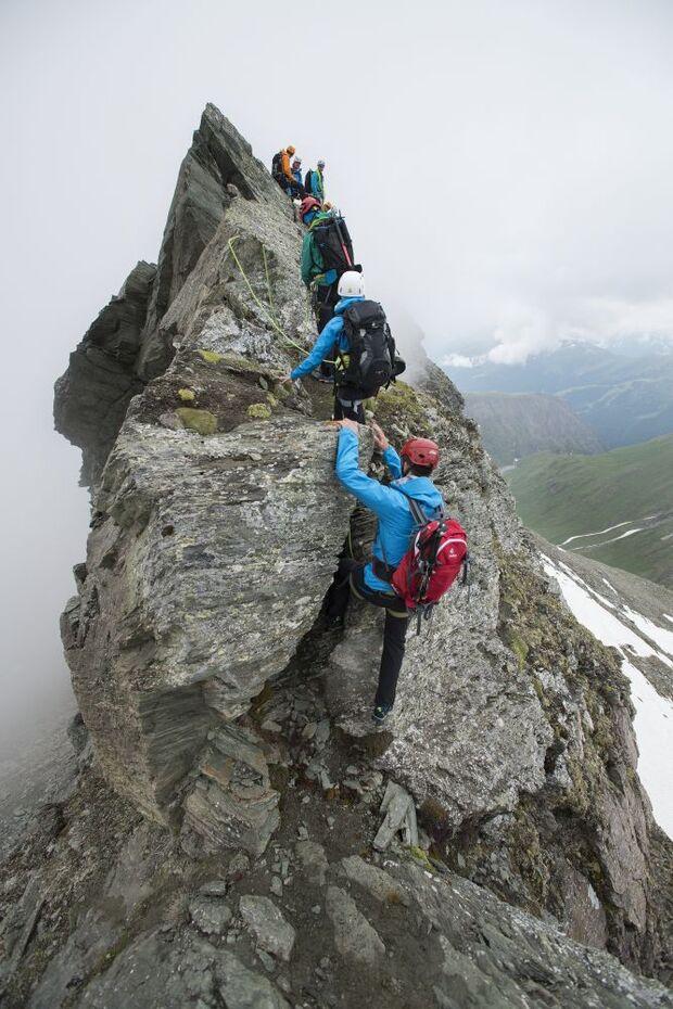 adidas Grip Challenge - Bilder aus Kals und Zermatt 22