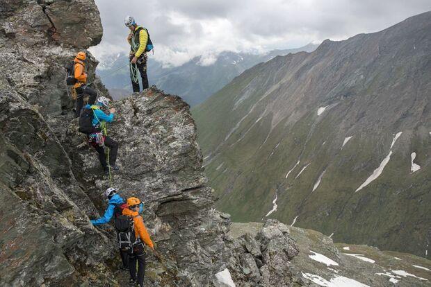 adidas Grip Challenge - Bilder aus Kals und Zermatt 23