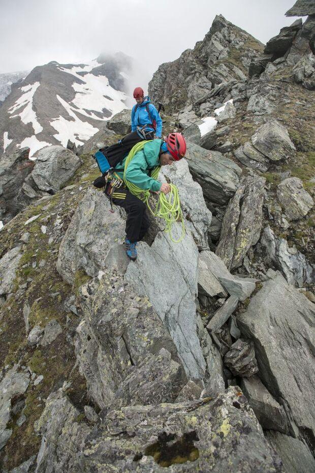 adidas Grip Challenge - Bilder aus Kals und Zermatt 24