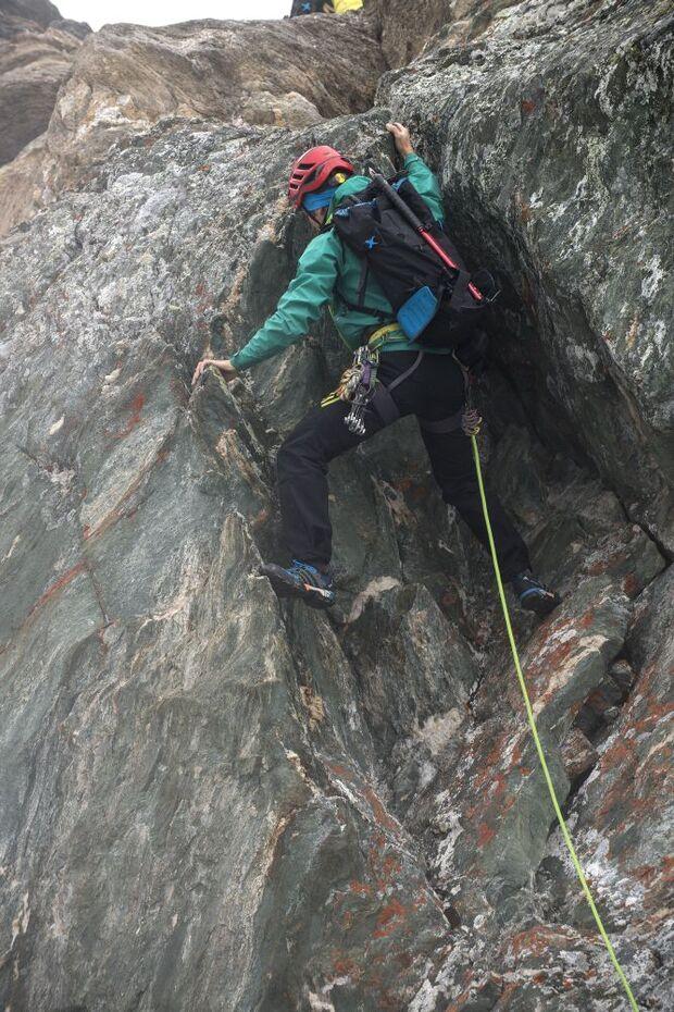 adidas Grip Challenge - Bilder aus Kals und Zermatt 28