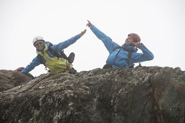 adidas Grip Challenge - Bilder aus Kals und Zermatt 29