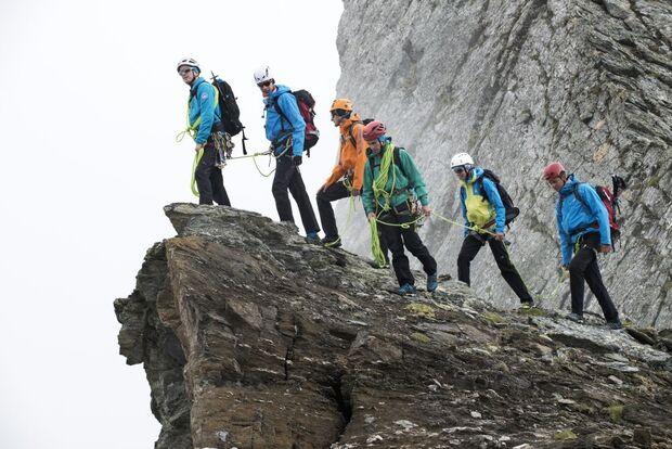 adidas Grip Challenge - Bilder aus Kals und Zermatt 31