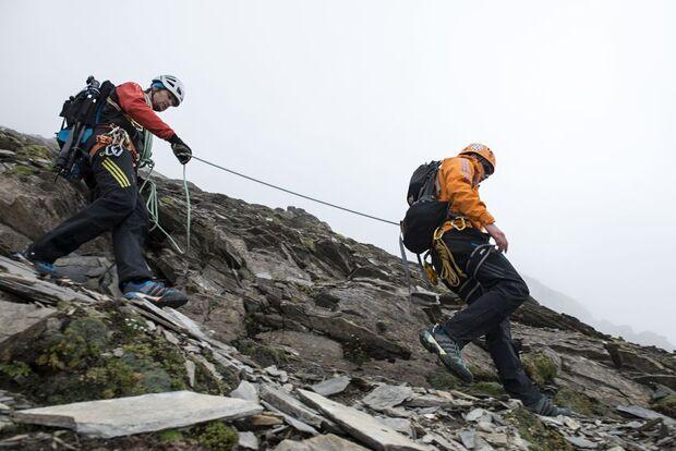 adidas Grip Challenge - Bilder aus Kals und Zermatt 33