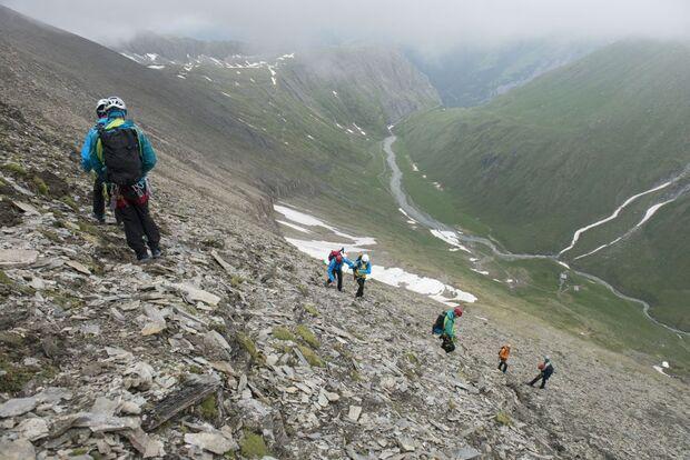 adidas Grip Challenge - Bilder aus Kals und Zermatt 34