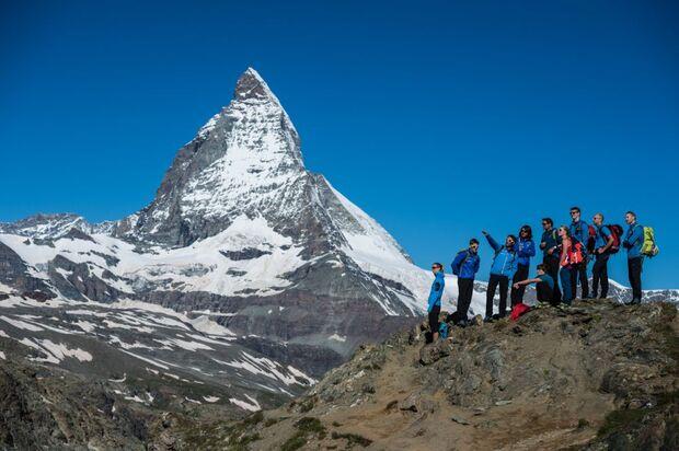 adidas Grip Challenge - Bilder aus Kals und Zermatt 35