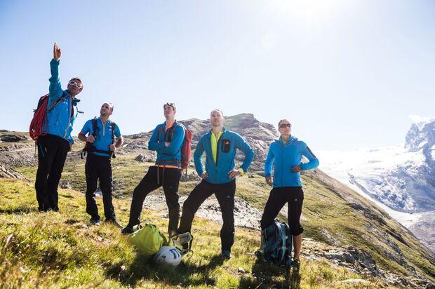 adidas Grip Challenge - Bilder aus Kals und Zermatt 37