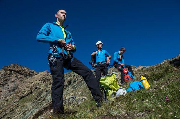 adidas Grip Challenge - Bilder aus Kals und Zermatt 38