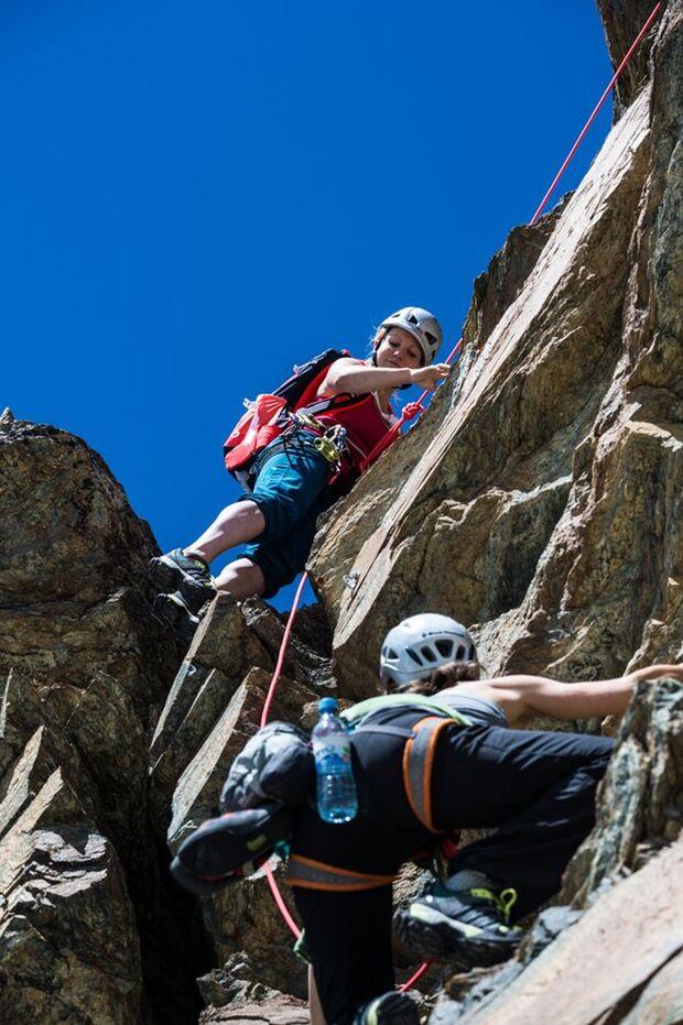 adidas Grip Challenge - Bilder aus Kals und Zermatt 39
