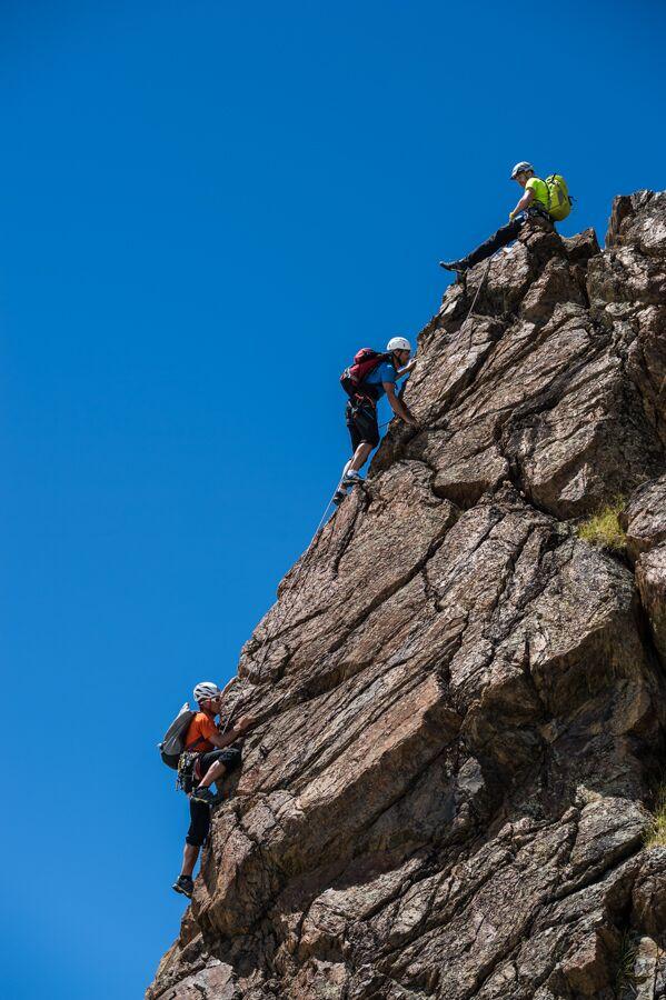 adidas Grip Challenge - Bilder aus Kals und Zermatt 46