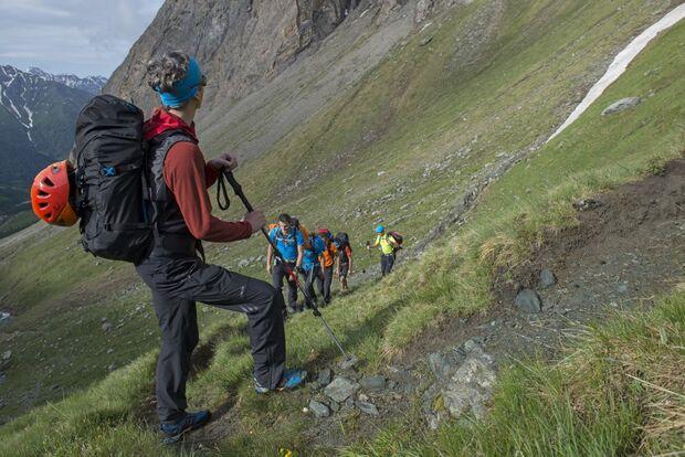 adidas Grip Challenge - Bilder aus Kals und Zermatt 5