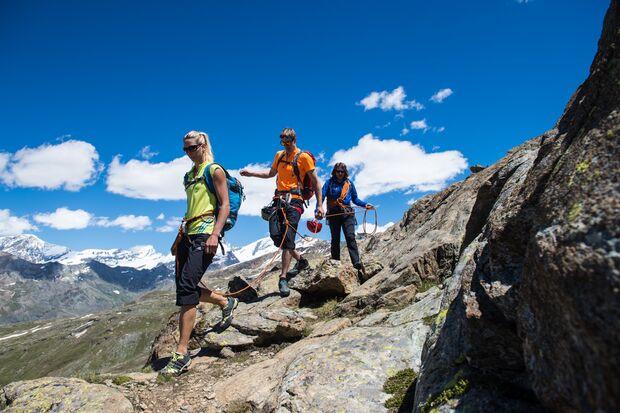 adidas Grip Challenge - Bilder aus Kals und Zermatt 50