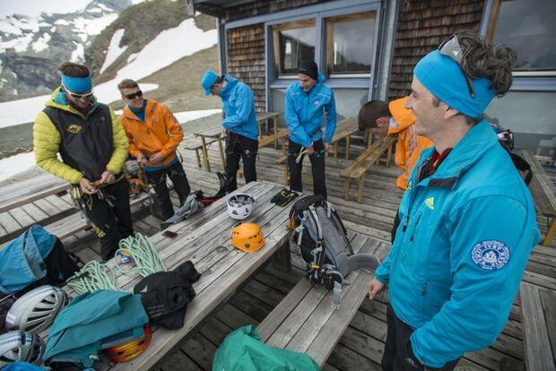 adidas Grip Challenge - Bilder aus Kals und Zermatt 9