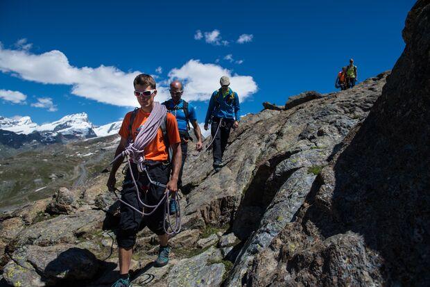 adidas Grip Challenge - Bilder aus Zermatt und Kals 17