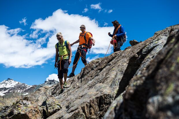 adidas Grip Challenge - Bilder aus Zermatt und Kals 18