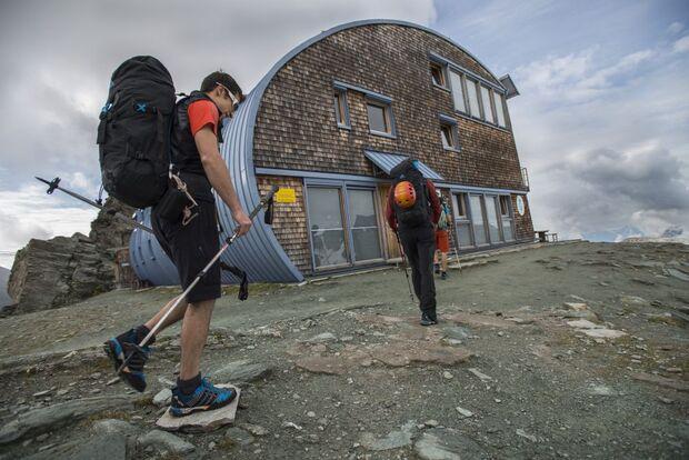 adidas Grip Challenge - Bilder aus Zermatt und Kals 26