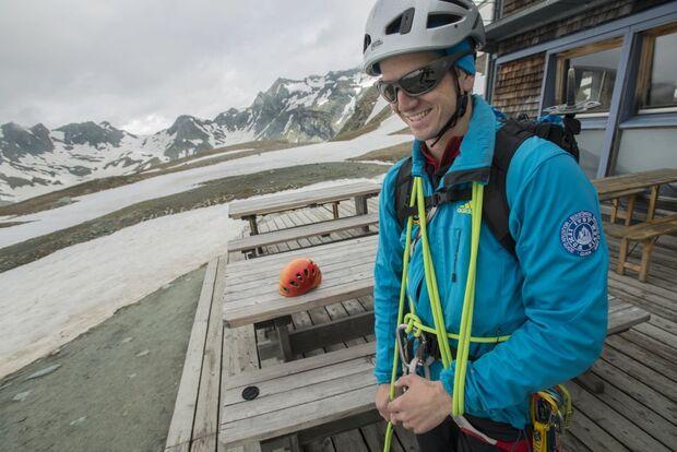 adidas Grip Challenge - Bilder aus Zermatt und Kals 31