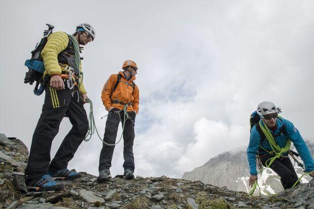 adidas Grip Challenge - Bilder aus Zermatt und Kals 33