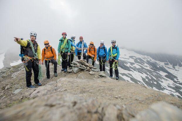adidas Grip Challenge - Bilder aus Zermatt und Kals 38