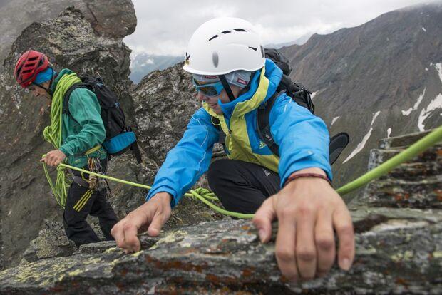 adidas Grip Challenge - Bilder aus Zermatt und Kals 44