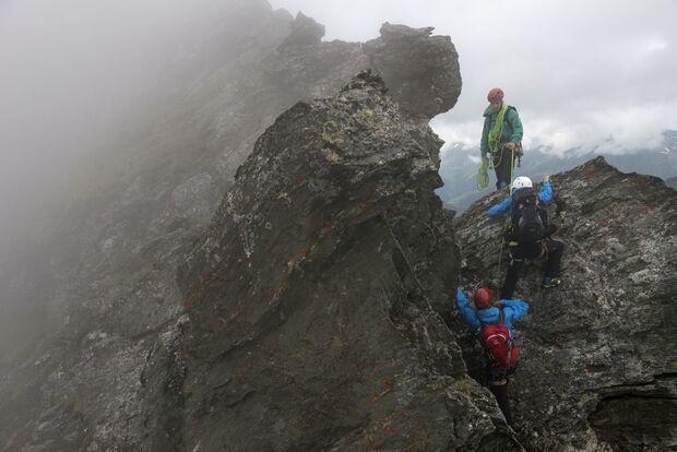 adidas Grip Challenge - Bilder aus Zermatt und Kals 45