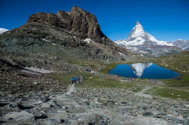 adidas Grip Challenge - Bilder aus Zermatt und Kals 5