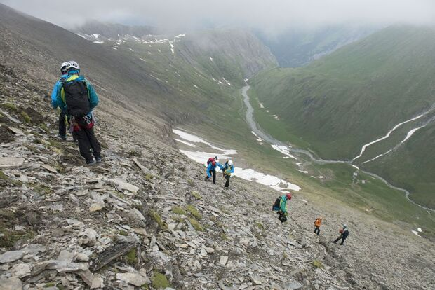 adidas Grip Challenge - Bilder aus Zermatt und Kals 53
