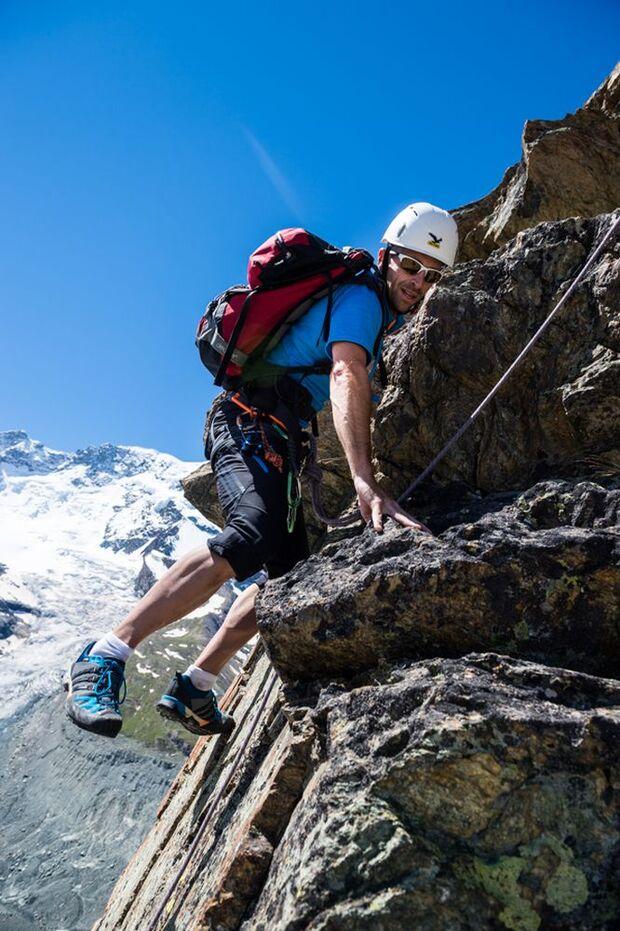 adidas Grip Challenge - Bilder aus Zermatt und Kals 9