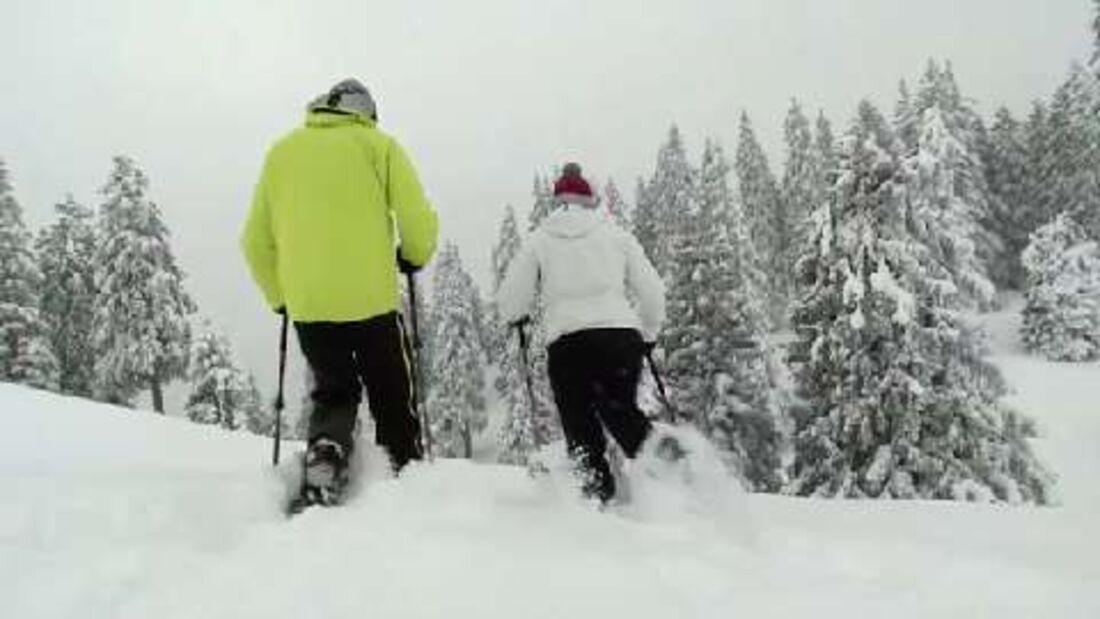 ispo_2011_Schneeschuhwandern