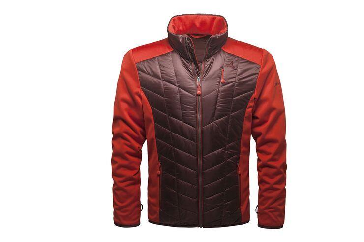 Testbericht: Schöffel Hybrid ZipIn Jacket Rom1 outdoor