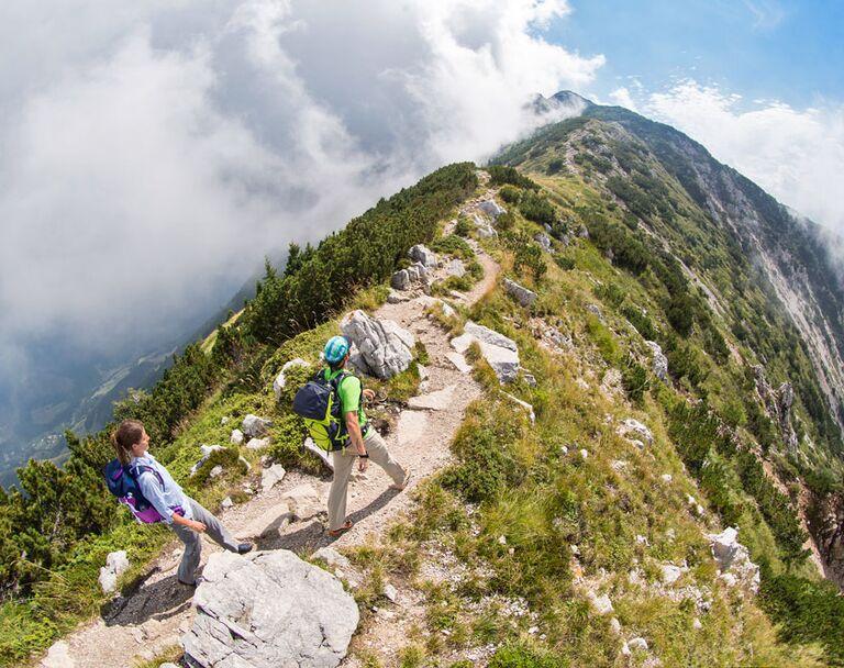 wandern gardasee karte Gardasee: Die schönsten Wanderungen am Lago di Garda | outdoor