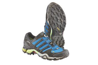 Test: Adidas Fast R Low GTX outdoor