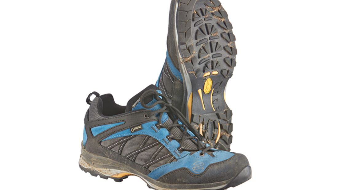 Test: Hanwag Lamedo Low GTX outdoor