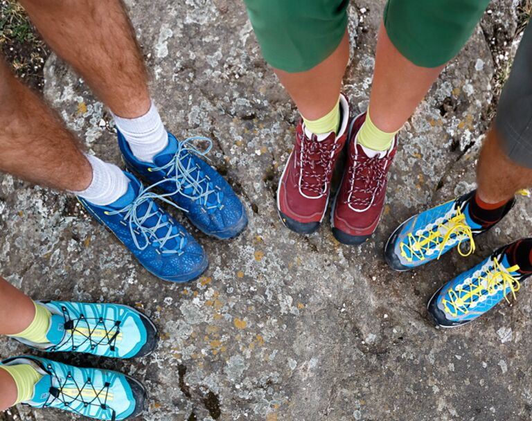 Im Test: Schuhe zum Wandern, Joggen, Laufen, Trailrunning