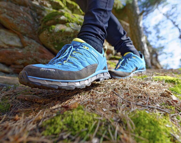 Sportschuhe für Berg, Tal und Trail outdoor