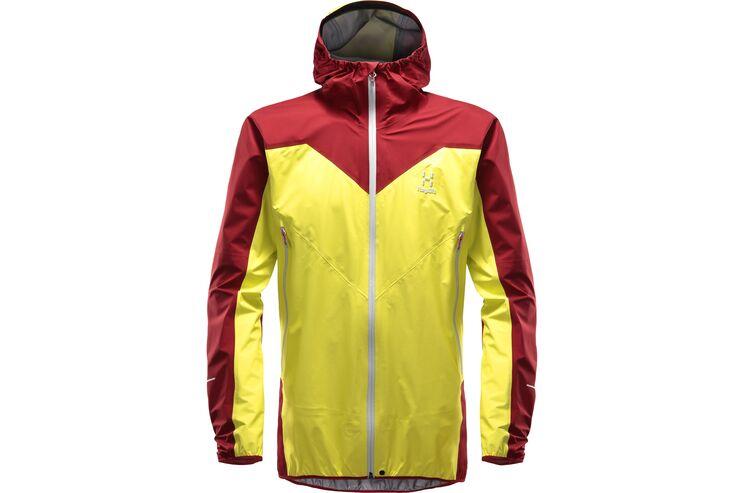 Test: Haglöfs L.I.M. Comp Jacket outdoor