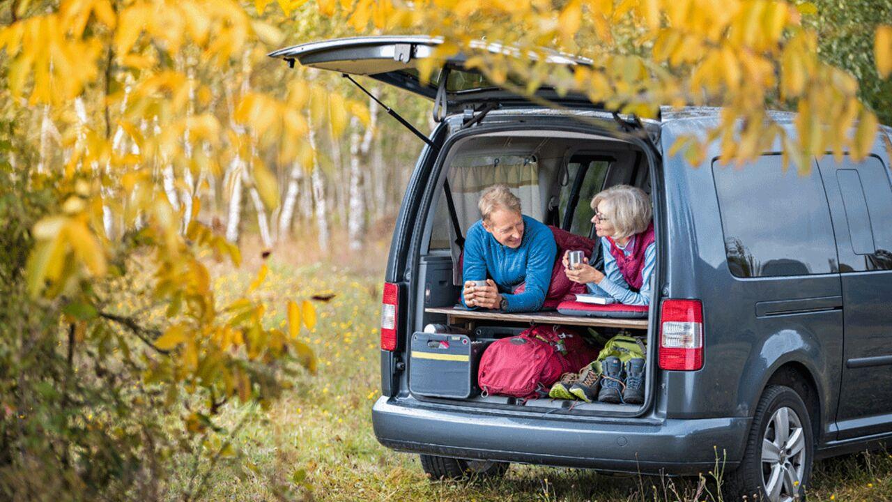So Baut Man Sein Auto Zum Wohnmobil Um Outdoor Magazin Com