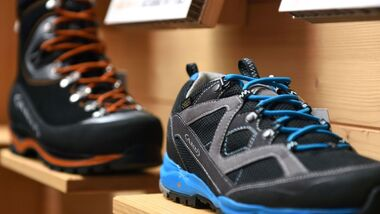 od 2015 outdoor messe goretex surround schuhe
