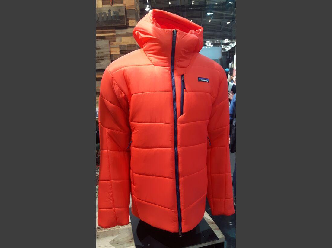od-2017 isojacken patagonia hyper puff jacket neuheit ispo