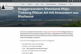 Pfalz nackt wandern rheinland Binsfeldsee bei