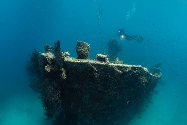 od-2018-tauchspots-Dive-Saint-Lucia Tauchen Meer Wassersport (jpg)