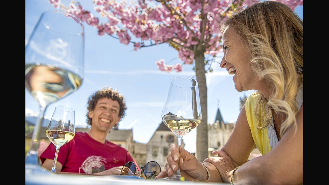 od 6 Mountain Days Brixen Südtirol 2019 - Wein in Brixen