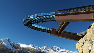 od alberta brewster glacier skywalk