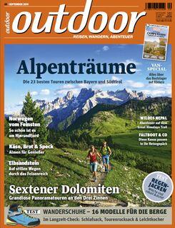 outdoor Ausgabe 09/2019