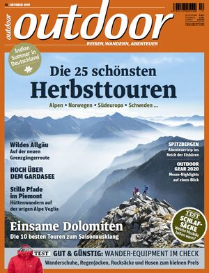 outdoor Ausgabe 10/2019