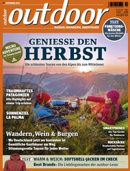 outdoor Heft 11/2019