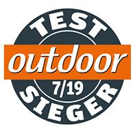 outdoor Testsiegel 07/2019