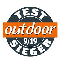 outdoor Testsiegel 09/2019
