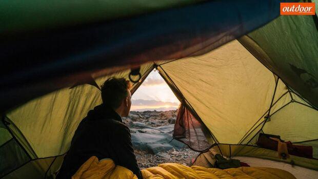 outdoor-Tipps: Wärmer schlafen