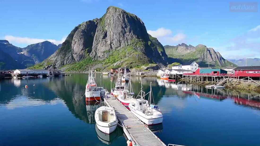 outdoor Traumziele: Lofoten