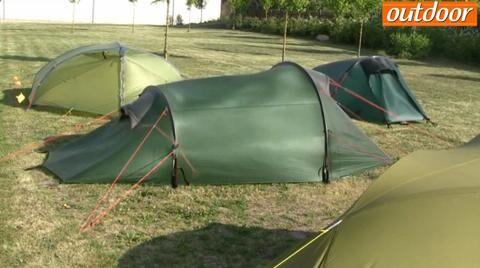 outdoor-Zelttest 2011 - Trailer